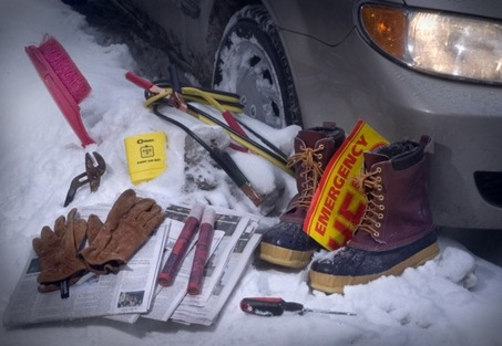 What S In Your Winter Survival Kit The Safe Driver